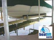 3000 lb. Cradle Boat Lift
