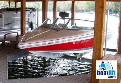 4000 lb. Cradle Boat Lift