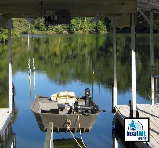 3000 lb  Sling Boat Lift